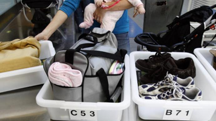 Baby breach: Failure to screen newborn causes airport terminal shutdown