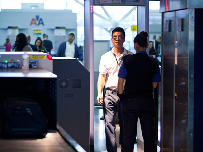 Scan scam? Full-body scan-maker denies faking test amid TSA probe