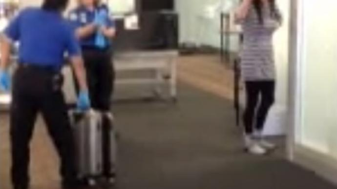 CNN contributor who wanted to urinate on dead Afghans complains about TSA pat down