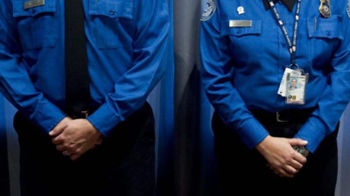 Woman protests TSA pat-down; arrested for battery