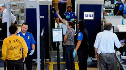 Woman jailed after going wild over TSA search