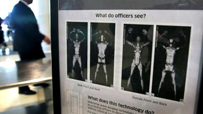TSA scanners give cancer?