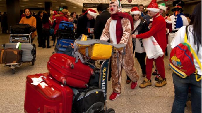 TSA issues new rules for the holiday season