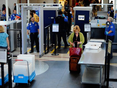 Terrorist tyke?  TSA pats down toddler in wheelchair (VIDEO)
