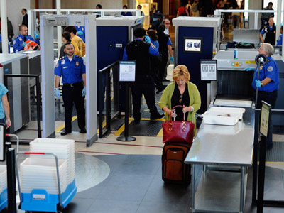 TSA agents fired for sleeping on the job