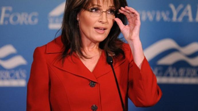 Tucker Carlson brands Sarah Palin a MILF