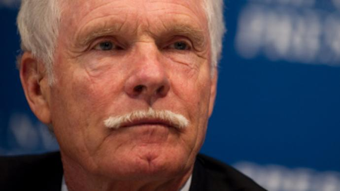 Ted Turner apologizes after saying soldier suicides are 'good'