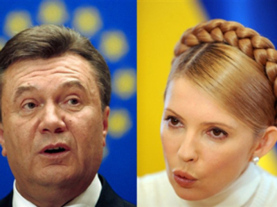 Back to the future: Ukraine gears up for Yulia versus Viktor