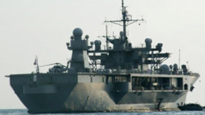 Undercover US ships may weigh anchor in Black Sea