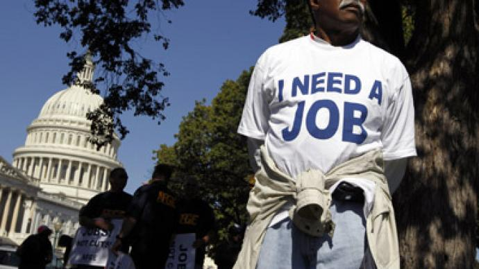 How the government manufactures low unemployment numbers
