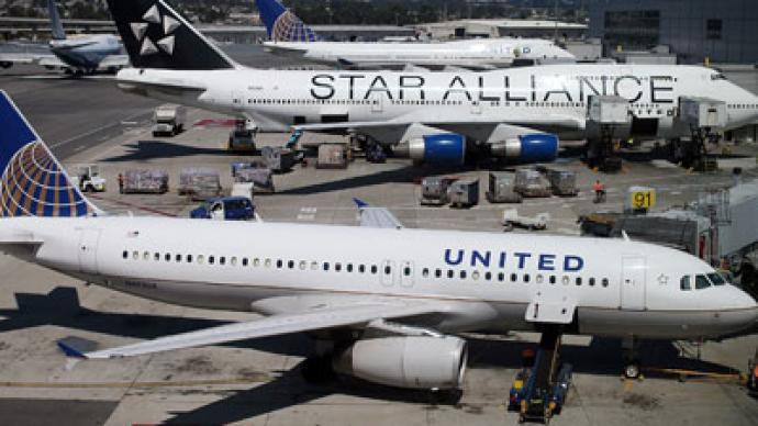 United Airlines loses 10-year-old girl