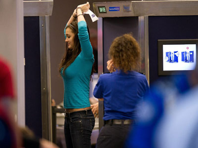 TSA spends millions on failed shoe scanning devices