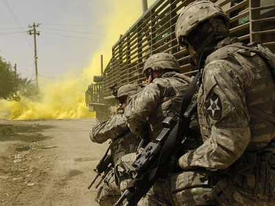 US Army spends hundreds of thousands advancing fog-like obscurants