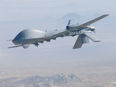 Electric eye on America: US set to deploy drones for home use