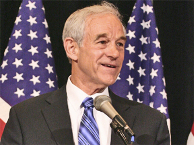 """Healthcare is not a right"" – Ron Paul"