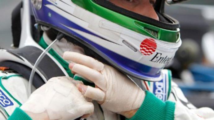US Customs refuses woman racecar driver entry