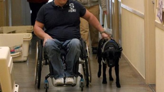 War machine smoke: Nearly half new US vets seek disability benefits