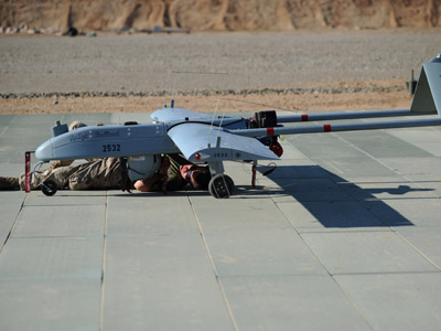 US drones killed more Afghan civilians in 2012 – UN