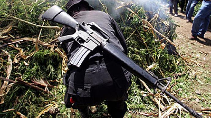US laundered millions for drug cartels