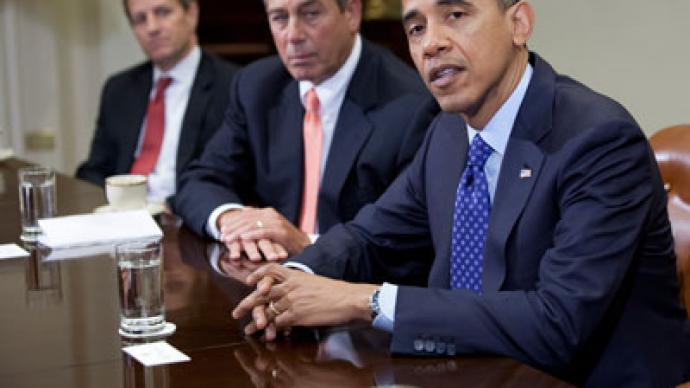 Fiscal cliff-diving: US Senate approves last-minute deal