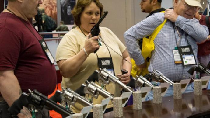 US conservatives ring in Gun Appreciation Day