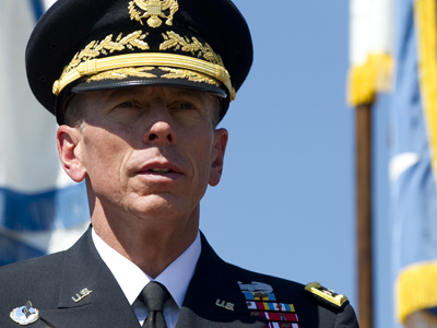 Petraeus resignation: 'Scandal may be political not sexual'