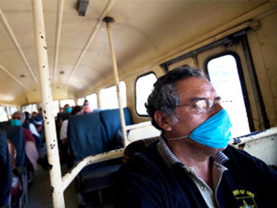 US link to Mexican swine flu