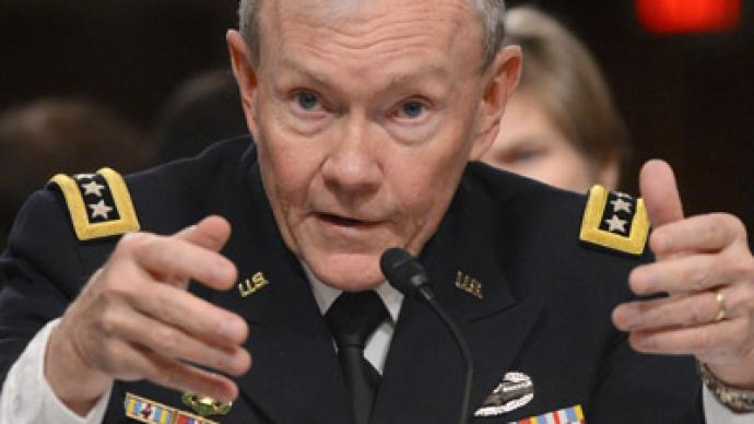 Budget cuts may force Pentagon to cut armed forces – US top military chief