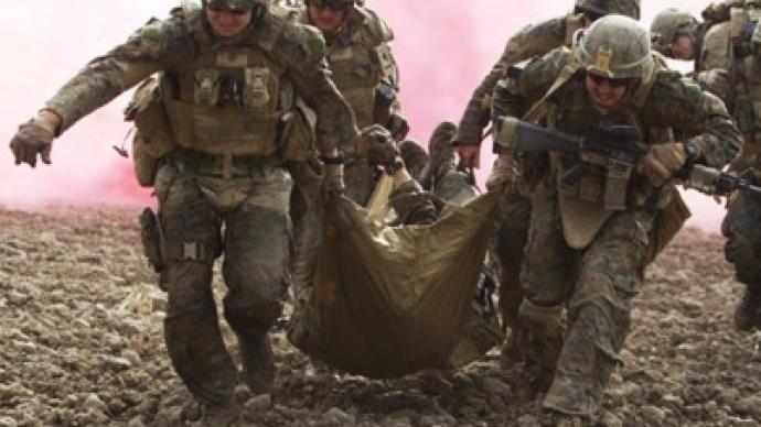 Afghan War outsourced – US lost more civilians than servicemen in 2011