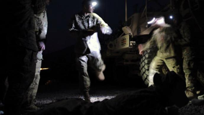 US prepares to give up night raids in Afghanistan