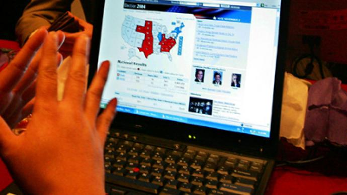 US online voting system vulnerable to hacks