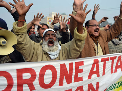 CIA's free reign on targeted killing: Pakistan exempted from agency's drone 'playbook'