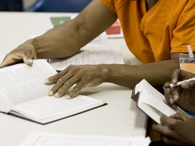 US prison bans all books – except The Bible