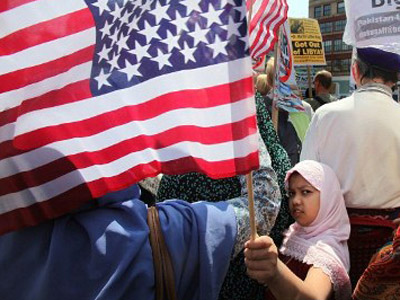 US religious shift: Muslims, Mormons lead way