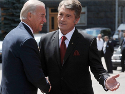 US to support Ukraine's NATO bid