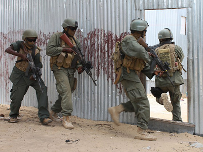 US to deploy more than 3,000 troops to Africa