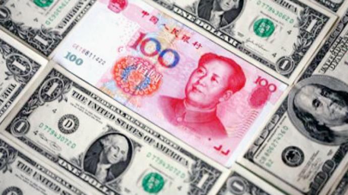 Americans abandoning dollar, banking with China?