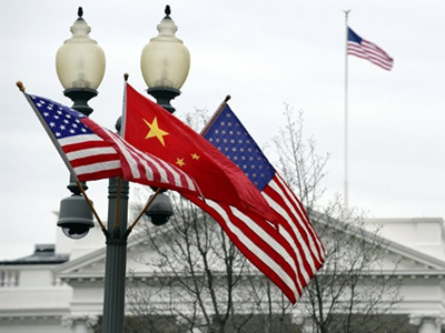 """Chinese and US interests increasingly not coinciding"""