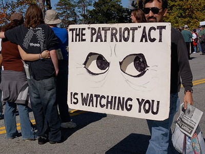 US extends controversial Patriot Act