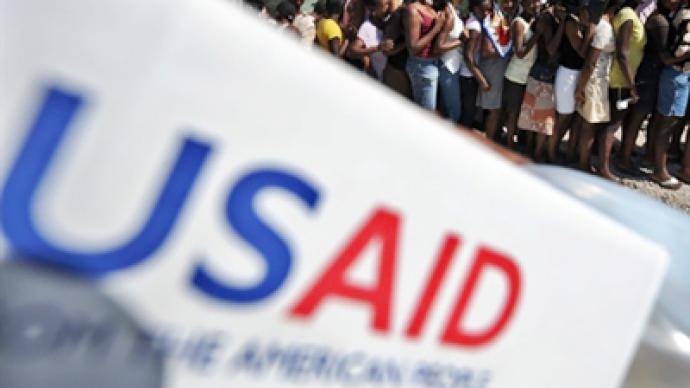 US contractors destabilize foreign governments