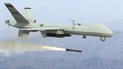 Pakistan army chief denounces US drone strike