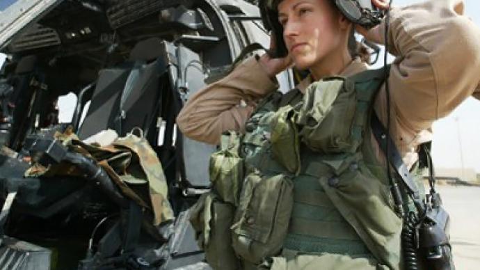 US female veterans suffering and forgotten