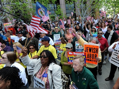 American unions will fight till the end