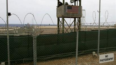 US prison conditions worse than Guantanamo