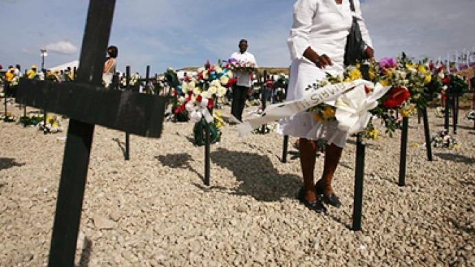 US deporting Haitians back to humanitarian crises