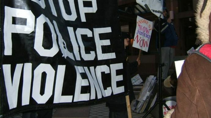 Marking International Day Against Police Brutality