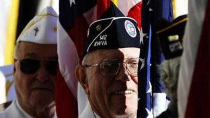 US veterans left to fight post-war demons alone