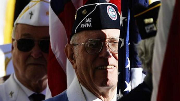 America neglects needs of veterans