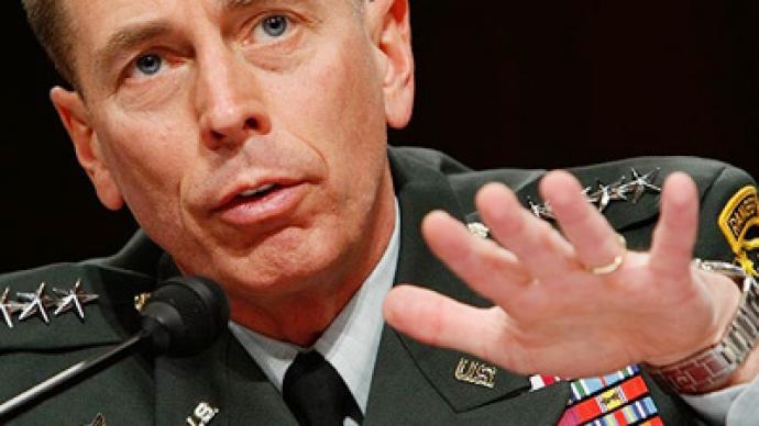 Petraeus to leave Afghan post