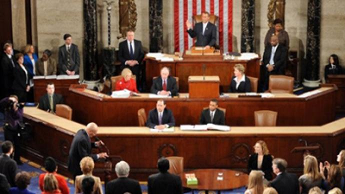 Republicans take over US House